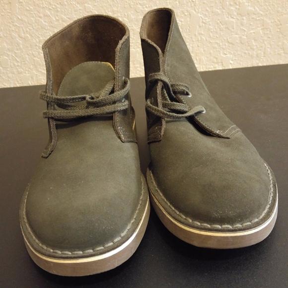 cb34882b947b60 Clarks Shoes | New Bushacre 2 Olive Suede Chukka Boots | Poshmark